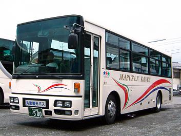 観光バス01