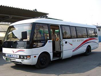 観光バス02